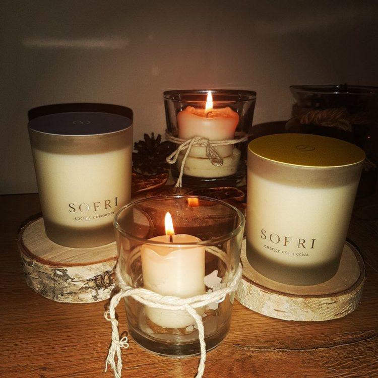 Nowa kolekcja świec do masażu